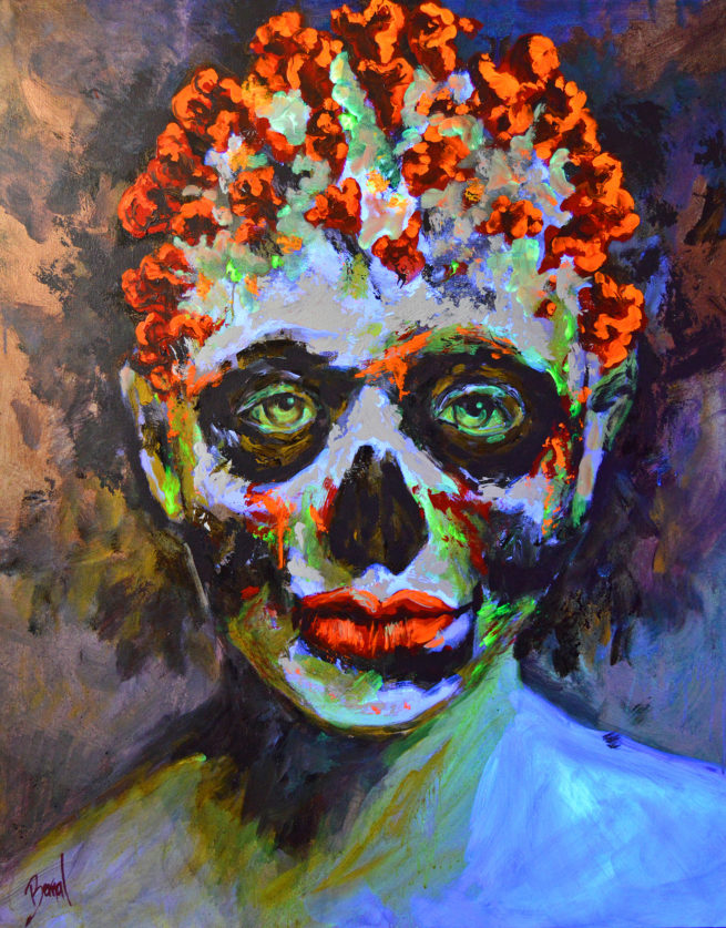 Coronavirus by Javier bernal artist